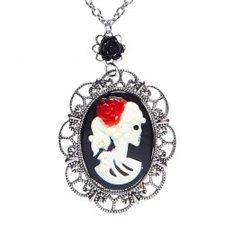 Collier mort mexicaine