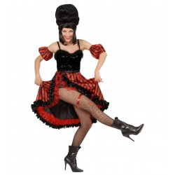 Costume French Cancan femme
