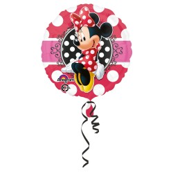 Ballon aluminium Minnie...