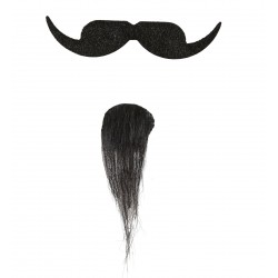 Kit moustache et barbe...