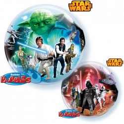 Bulle Star Wars ballon 56 cm