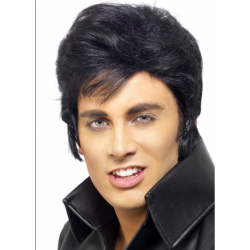 Perruque Elvis Presley adulte