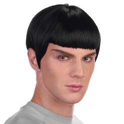 Perruque Spock officier de...