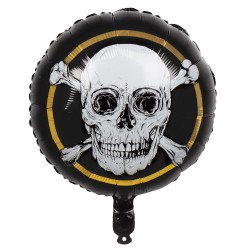 Ballon aluminium pirate