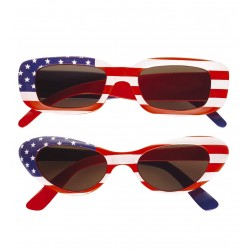 Lunette de supporter USA